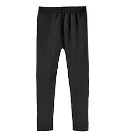 Miss Attitude Girls' 4-16 Solid Leggings