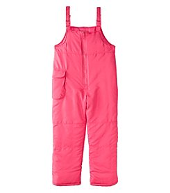 London Fog® Girls' 7-16 Solid Snowbib