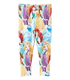Disney® Girls' 4-6X Princess Print Leggings