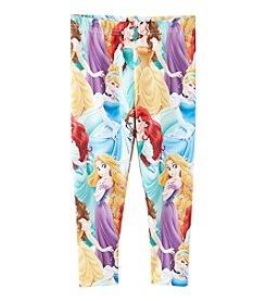 Disney® Girls' 4-6X Princess Print Leggings