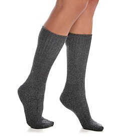 HUE® Cowgirl Boot Socks