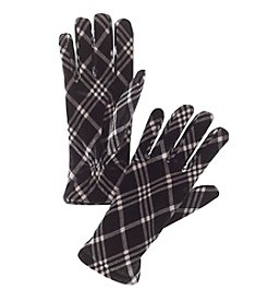 Cejon® Plaid Velvet Gloves