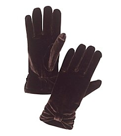 Cejon® Bow Velvet Gloves