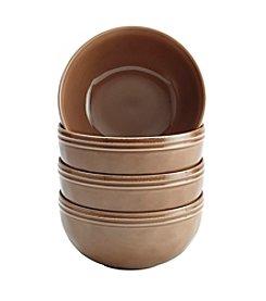 Rachael Ray® Cucina Mushroom Brown Cereal Bowl