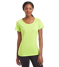 Exertek® Curved Seam Short Sleeve Tee