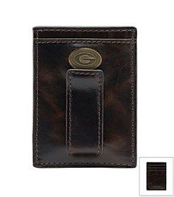 Jack Mason NCAA® Georgia Bulldogs Legacy Multi-card Front Pocket Wallet