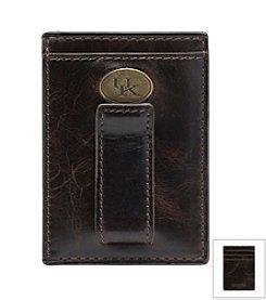 Jack Mason NCAA® Kentucky Wildcats Legacy Multi-card Front Pocket Wallet