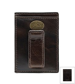 Jack Mason Men's University of Missouri Legacy Multi-card Front Pocket Wallet