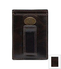 NCAA® University of Oklahoma Legacy Multi-card Front Pocket Wallet