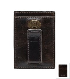 Jack Mason Men's Penn State University Legacy Multi-card Front Pocket Wallet