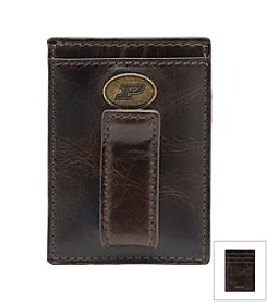 Jack Mason Men's Purdue University Legacy Multi-card Front Pocket Wallet