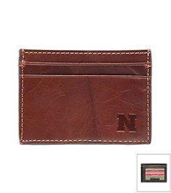 NCAA® University of Nebraska Hangtime ID Window Card Case