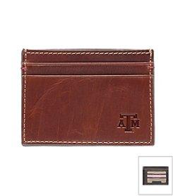 NCAA® Texas A&M University Hangtime ID Window Card Case