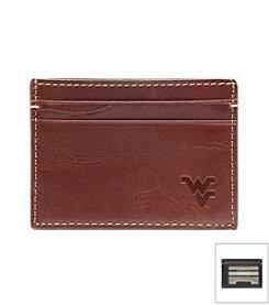 NCAA® West Virginia University Hangtime ID Window Card Case