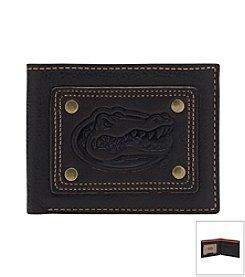 NCAA® University of Florida Gridiron Slim Bi-fold Wallet