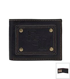 NCAA® Florida State University Gridiron Slim Bi-fold Wallet