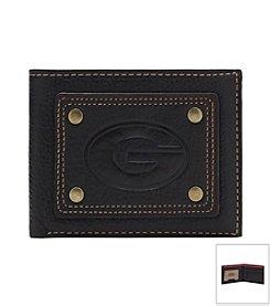 NCAA® University of Georgia Gridiron Slim Bi-fold Wallet