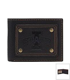 NCAA® Iowa State University Gridiron Slim Bi-fold Wallet