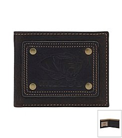 NCAA® University of Missouri Gridiron Slim Bi-fold Wallet