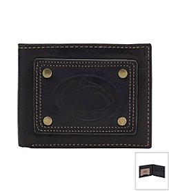 Jack Mason Men's Penn State University Gridiron Slim Bi-fold Wallet