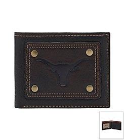 NCAA® University of Texas Gridiron Slim Bi-fold Wallet