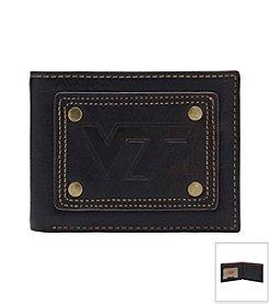 NCAA® Virginia Tech Gridiron Slim Bi-fold Wallet