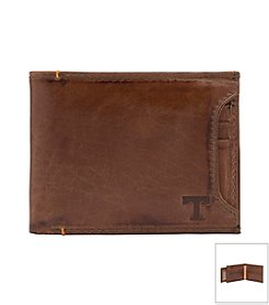 Jack Mason Men's University of Tennessee Campus Sliding 2-in-1 Wallet