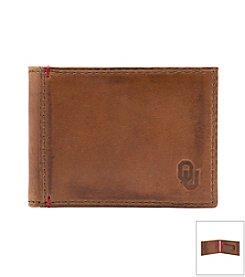 NCAA® University of Oklahoma Campus Flip Bi-fold Wallet