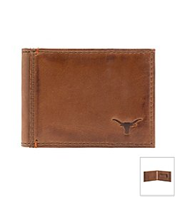 Jack Mason Men's University of Texas Campus Flip Bi-fold Wallet