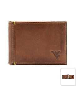 Jack Mason Men's West Virginia University Campus Flip Bi-fold Wallet