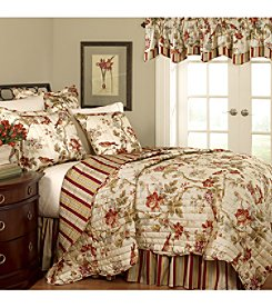 Waverly® Charleston Chirp Papaya Bedding Collection