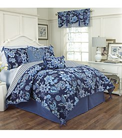 Waverly® Delft Charismatic Bedding Collection