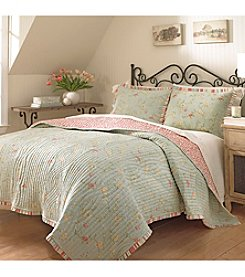 Waverly® Garden Glitz Reversible Quilt Collection