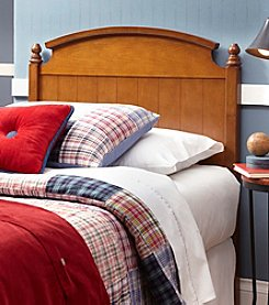 Fashion Bed Group® Danbury Twin Headboard with Walnut Stain Finish