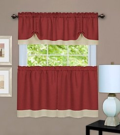 Achim Darcy Tier and Valance Set
