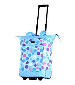 Olympia Fashionista Polka Dot Shopper Tote