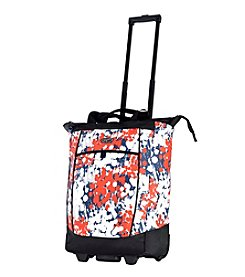 Olympia Fashionista Ink Blots Shopper Tote