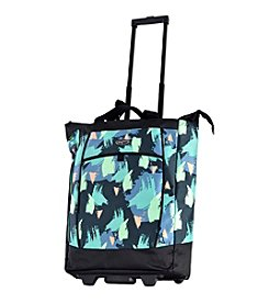 Olympia Fashionista Paint Brush Shopper Tote