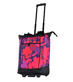 Olympia Fashionista Pink Paint Shopper Tote