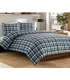 Eddie Bauer® Bridgeport Plaid Mini Comforter Set
