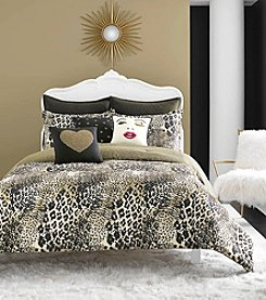 Betsey Johnson® Wild Thing Bedding Collection