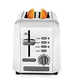 Chefman Stainless 2-Slice Toaster