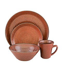 Sango Comet Sienna 16-pc. Dinnerware Set
