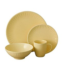 Sango Contempo Cream 16-pc. Dinnerware Set