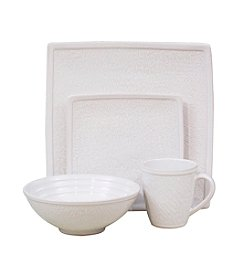 Sango Galaxy White 16-pc. Dinnerware Set