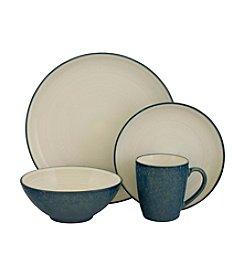 Sango Jewel Blue 16-pc. Dinnerware Set