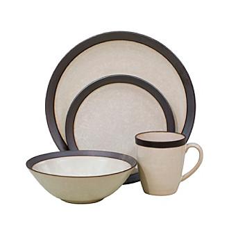 Sango Omega Pearl 16-pc. Dinnerware Set
