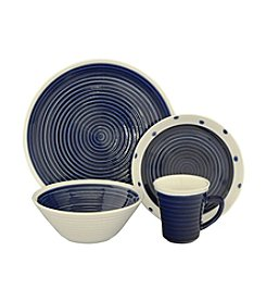 Sango Rico Blue 16-pc. Dinnerware Set