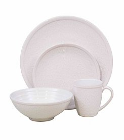 Sango Spectrum White 16-pc. Dinnerware Set