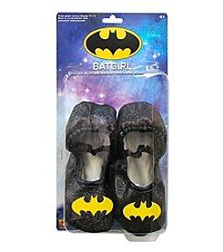 DC Comics® Batgirl Classic Glitter Slipper Shoe